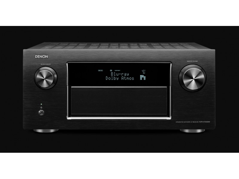 Denon AVR-X7200WA new - black