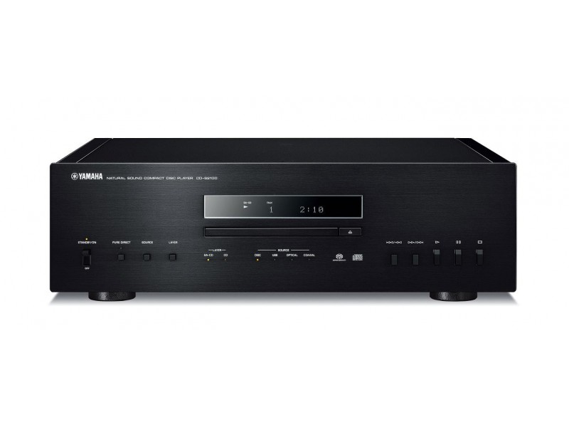 Yamaha CD-S2100 black