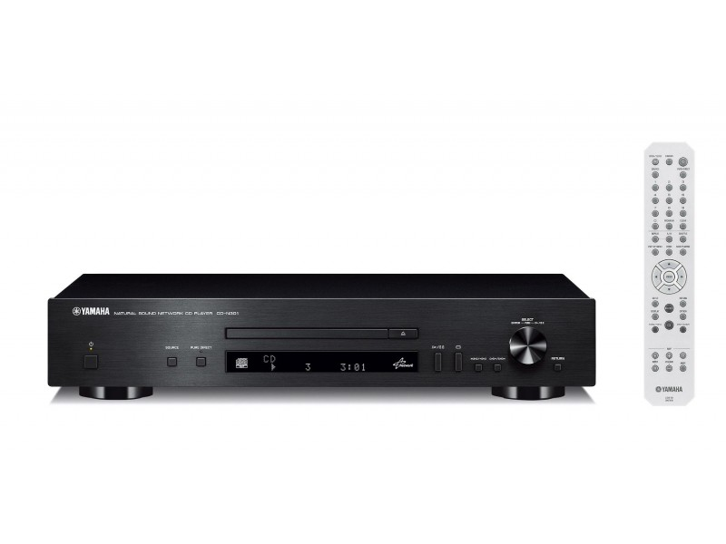 Yamaha CD-N301  CD player & Network Player black
