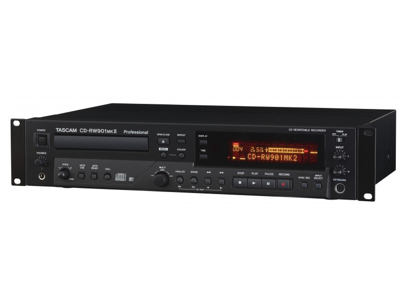 Tascam CD-RW901 mkII