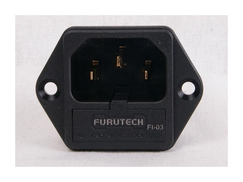 Furutech FI-03-G gold plated