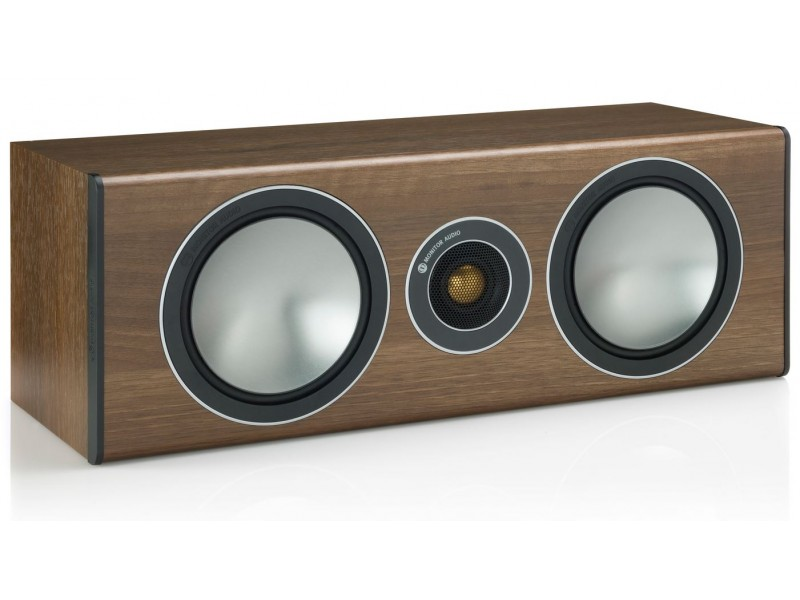 Monitor Audio Bronze-centre walnut