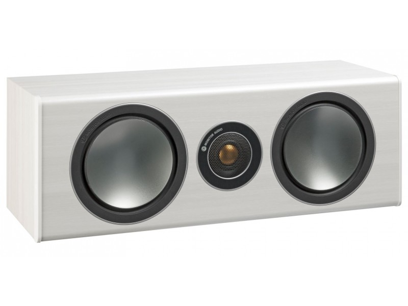 Monitor Audio Bronze-centre white