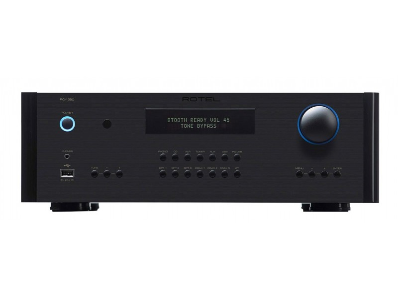 Rotel RC-1590 + USB + DAC black