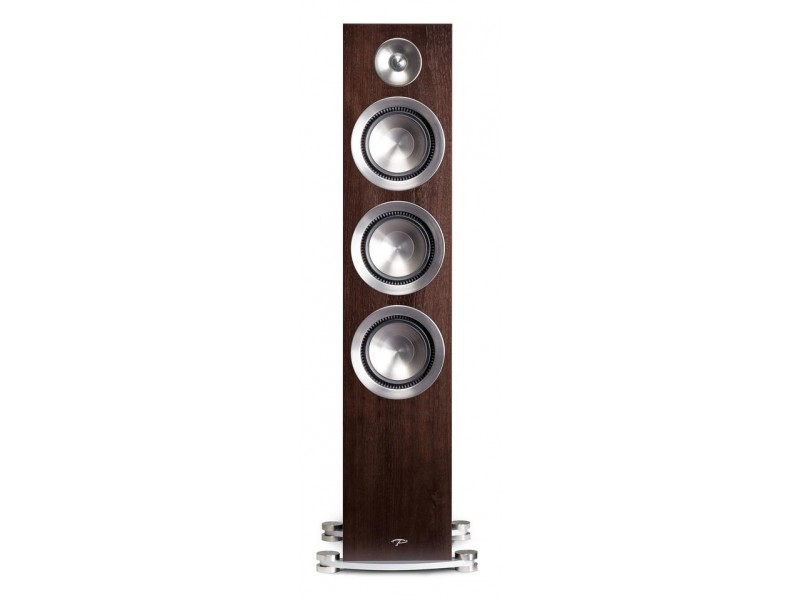 Paradigm Prestige 85F walnut / black