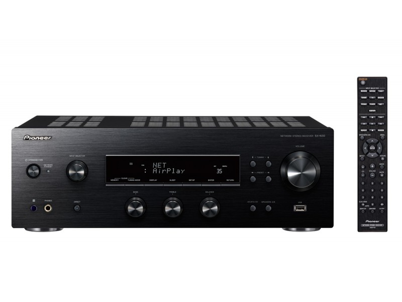 Pioneer SX-N30 - Network Receiver black