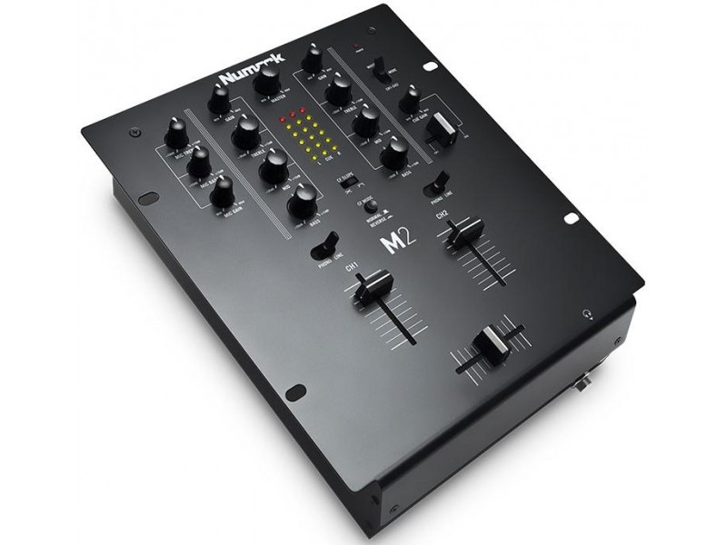 Numark M-2 - 2 Channel Mixer