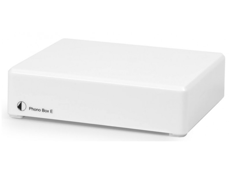 ProJect Phono Box E - MM - white