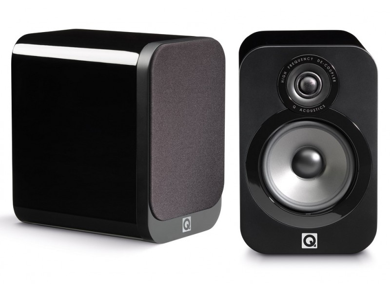 Q Acoustics 2010i black gloss