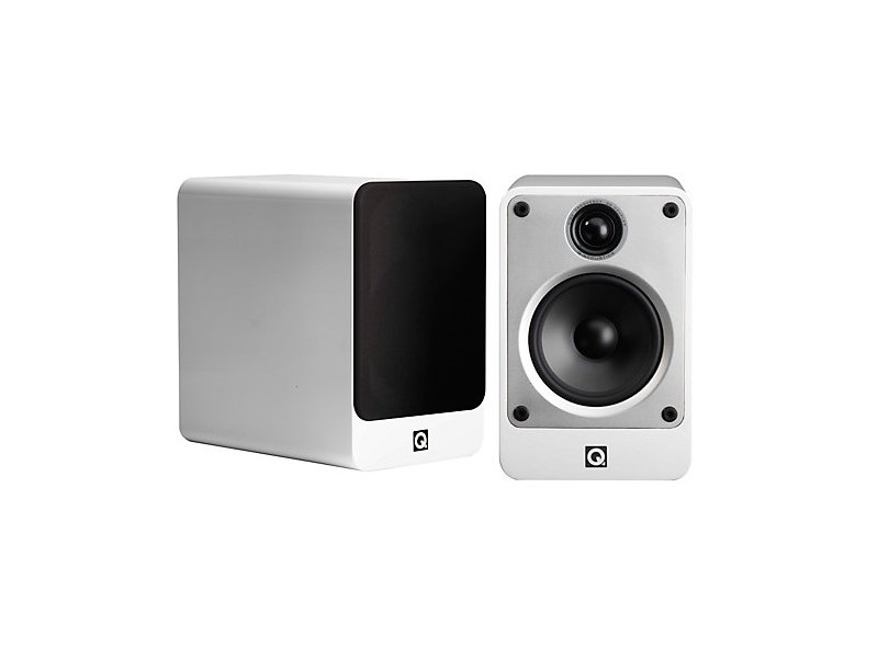 Q Acoustics 2010i white gloss