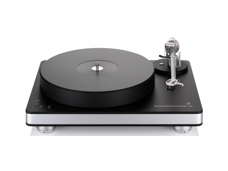 Clearaudio Performance DC + CMB + tonearm Verify + cartridge Virtuoso V2