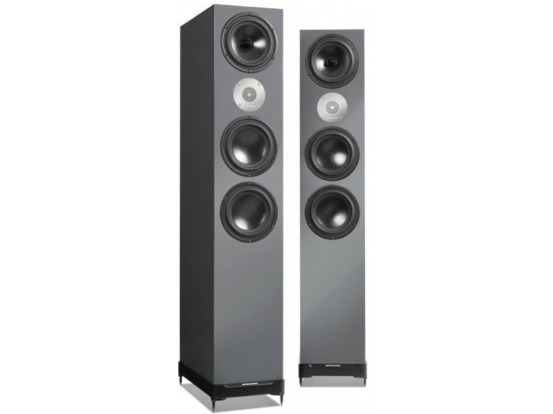 Spendor D9 - hi gloss gray