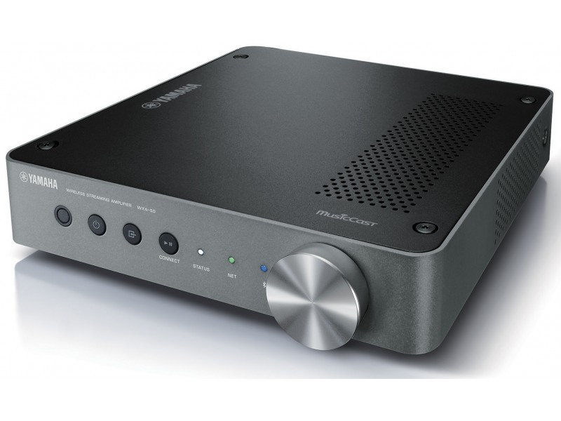 Yamaha WX-A50 MusicCast Wireless Streaming Amplifier