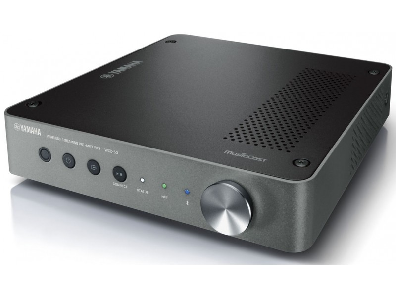 Yamaha WX-C50 MusicCast Wireless Streaming Preamplifier