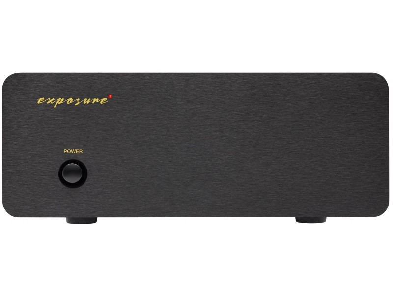 Exposure XM-3 phono ΜΜ & MC - black