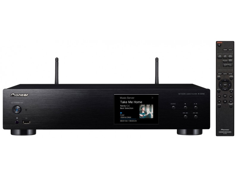 Pioneer N-30AE - Network Player black