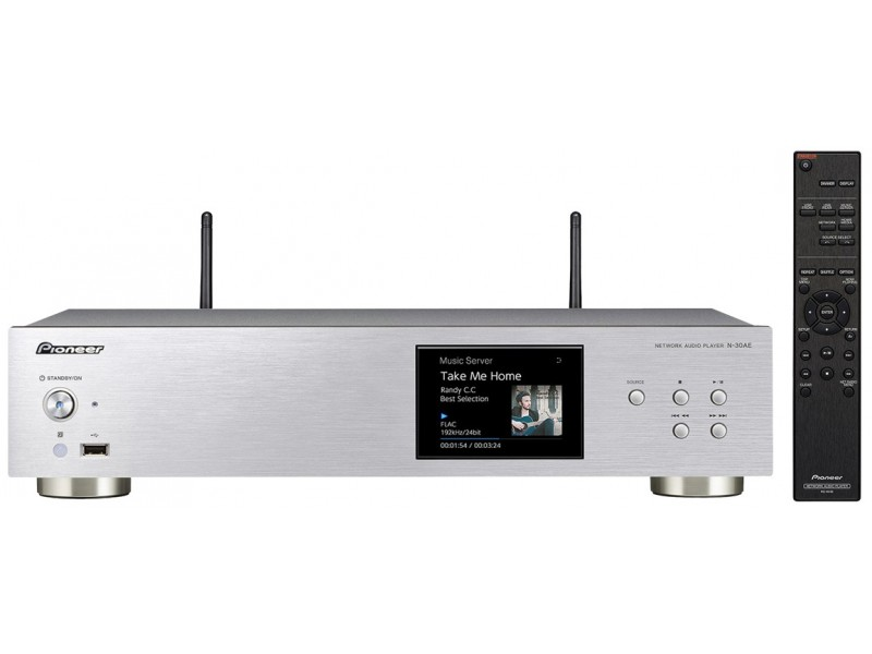 Pioneer N-30AE - Network Player silver