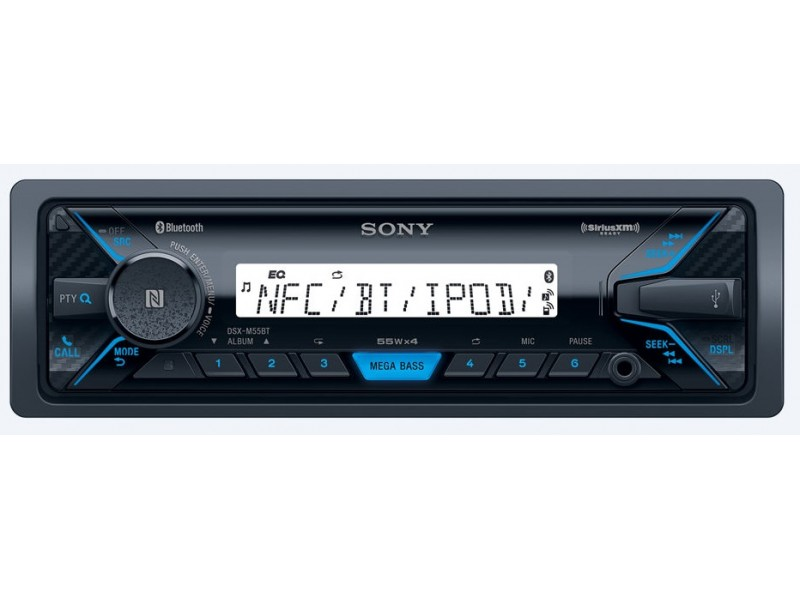 Sony DSX-M55BT media receiver