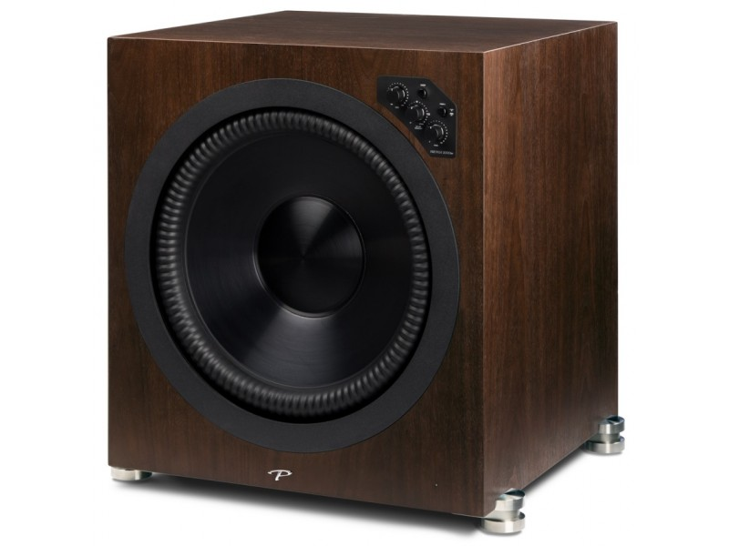 Paradigm Prestige 2000SW satin black / satin walnut