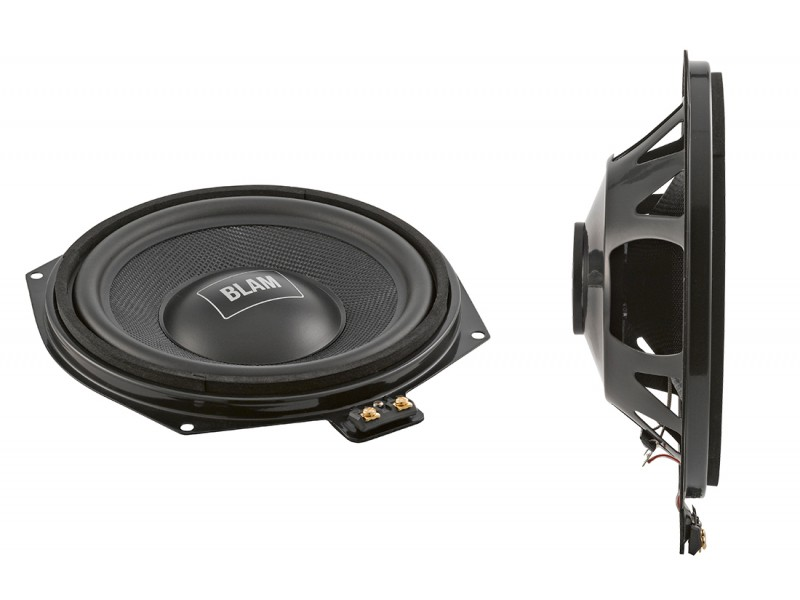 Blam BM200W - super slim subwoofers for BMW , Mini