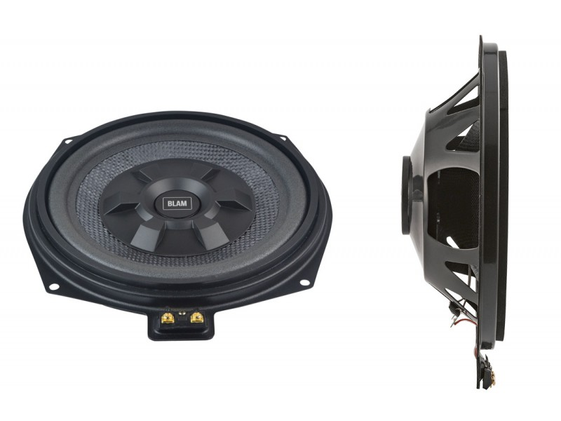 Blam BM200XF - super slim subwoofers for BMW , Mini