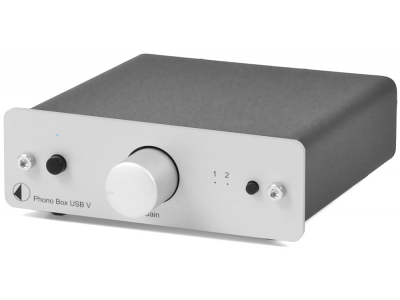 ProJect Phono Box USB V silver