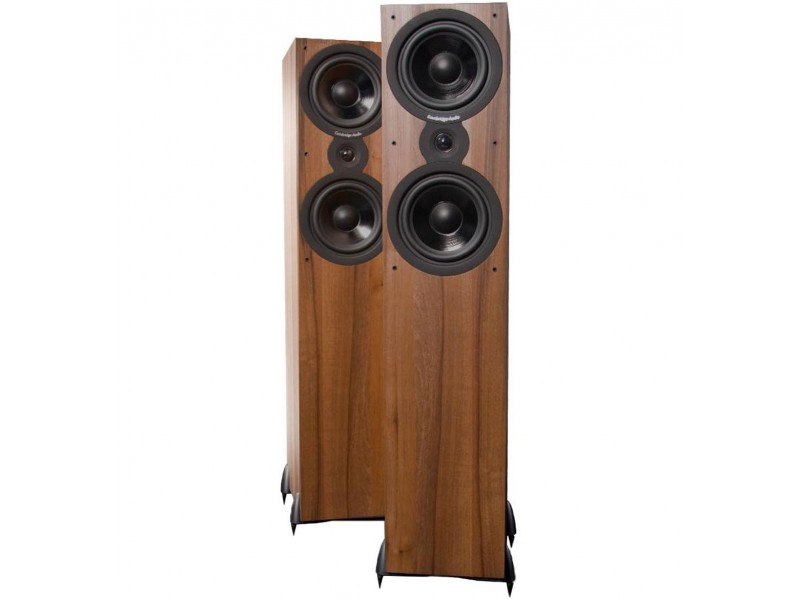 Cambridge Audio SX-80 walnut