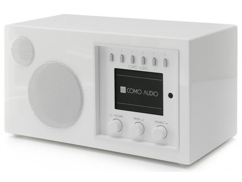 Como Audio Solo white gloss