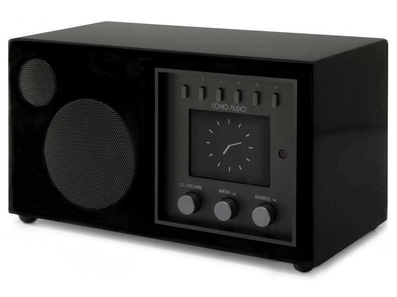 Como Audio Solo black gloss