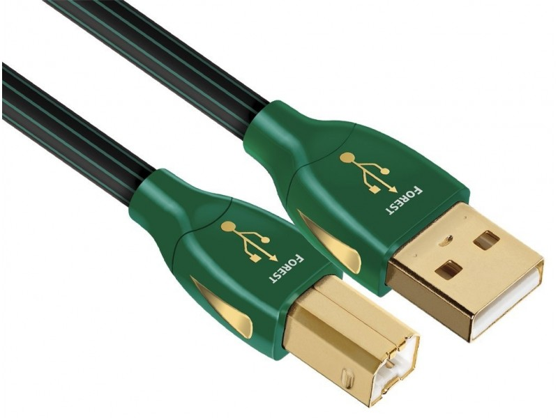 AudioQuest Forest USB 2.0 - A male to B male