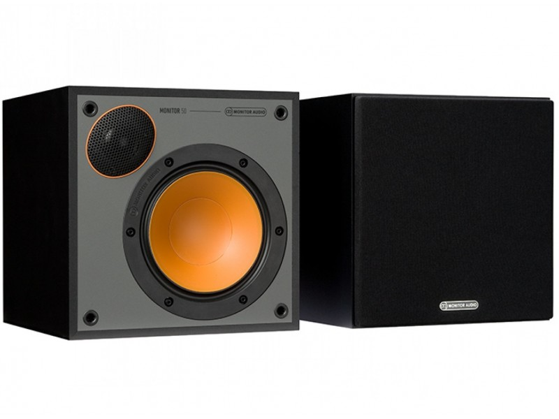 Monitor Audio Monitor-50 black