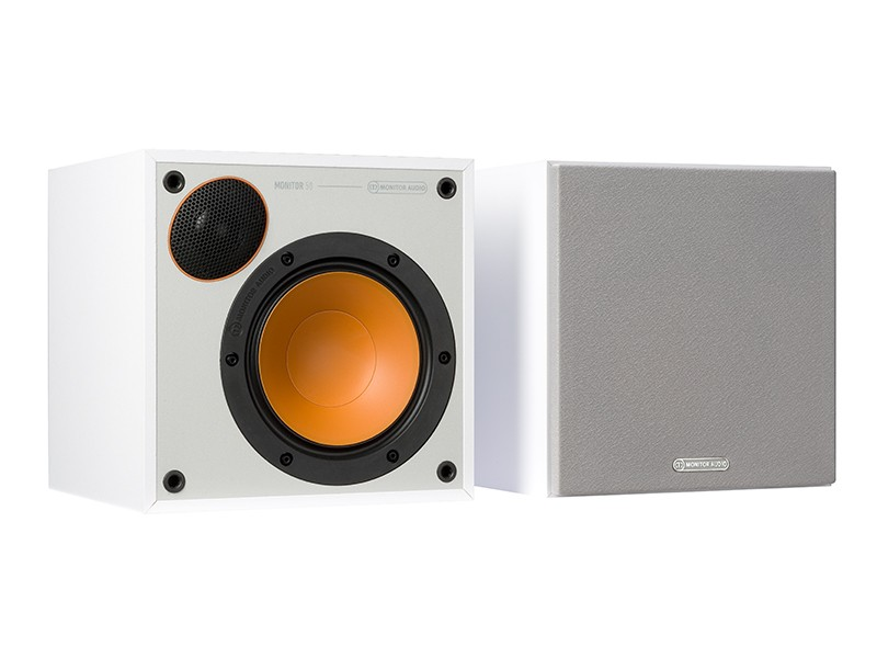 Monitor Audio Monitor-50 white