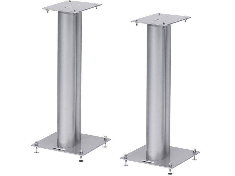 Norstone Stylum-2 stands 58cm - silver