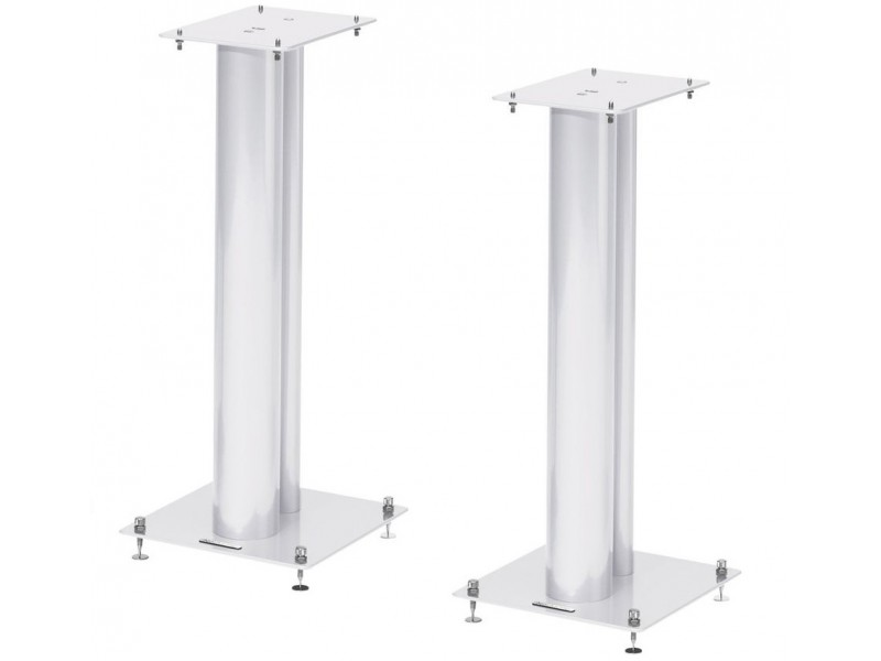 Norstone Stylum-2 stands 58cm - white