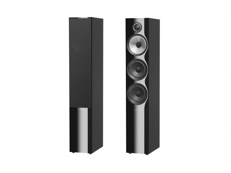 Bowers & Wilkins 704 S2 - black