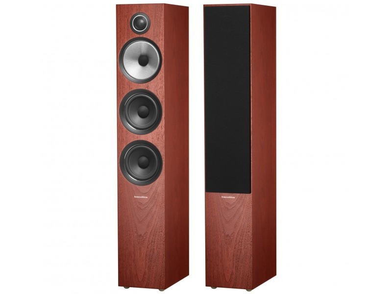 Bowers & Wilkins 704 S2 - rosenut