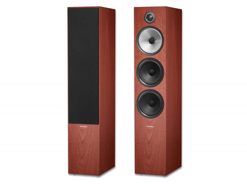 Bowers & Wilkins 703 S2 - rosenut