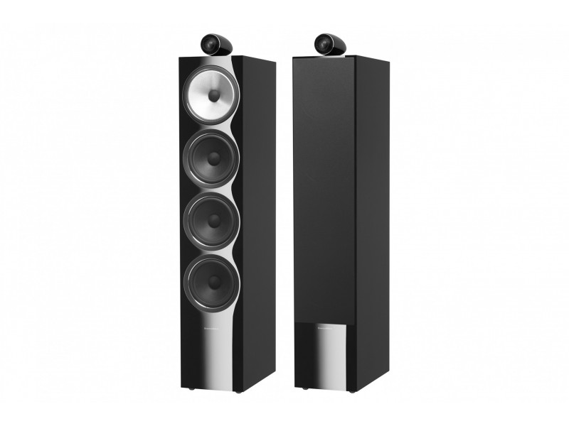 Bowers & Wilkins 702 S2 - black