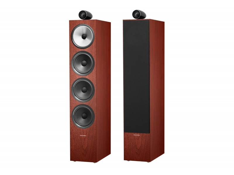 Bowers & Wilkins 702 S2 - rosenut