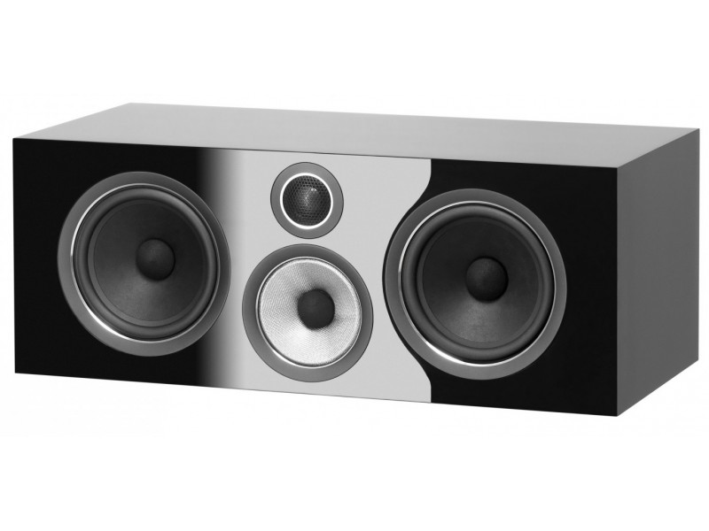 Bowers & Wilkins HTM71 S2 - black