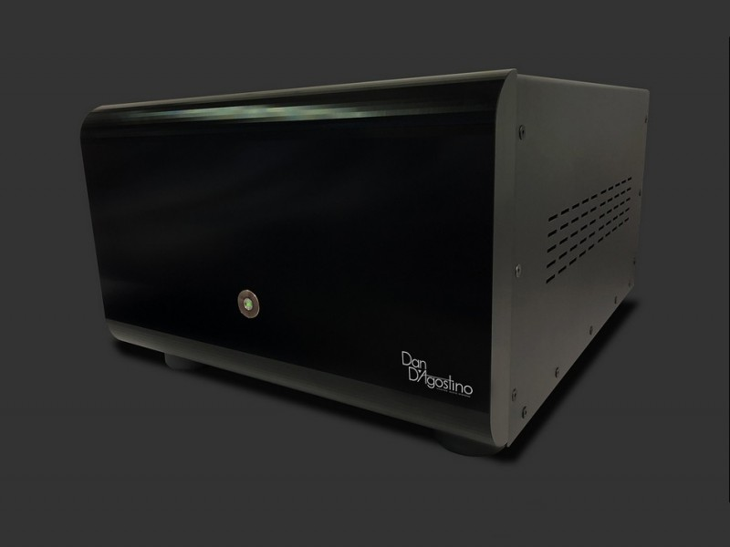 Dan D'Agostino Classic2 Stereo Power Amplifier